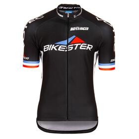 Maillot Bikester Pro Team negro para hombre